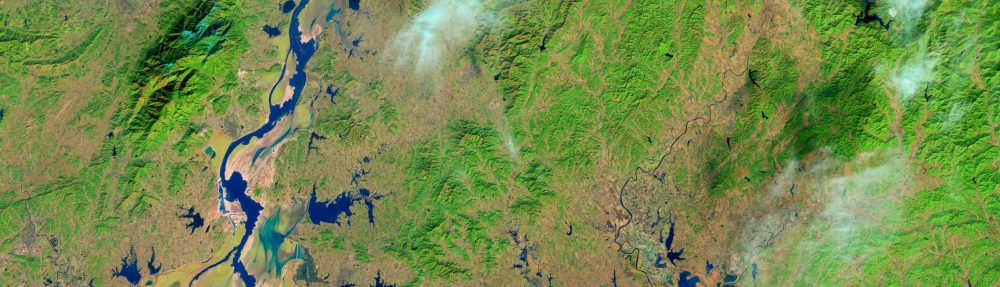 Earth Observation and Remote Sensing